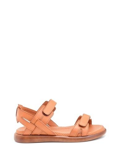 Derimod Kadın Sandalet (57) Konfor Taba